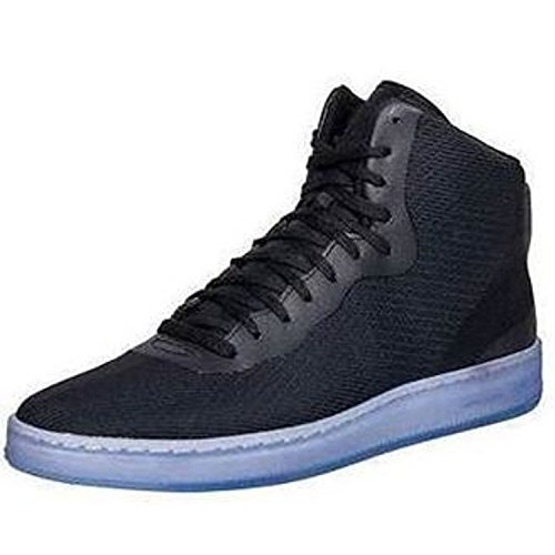 nike NSW PRO stepper mens hi top trainers 776086 sneakers shoes (uk 7 us 8 eu 41, black anthracite metallic silver 001) (Trainer Pro Schlüssel)