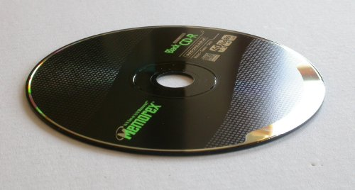 Price comparison product image MEMOREX MUSIC CD-R RECORDABLE BLACK AUDIO COMPACT DISC
