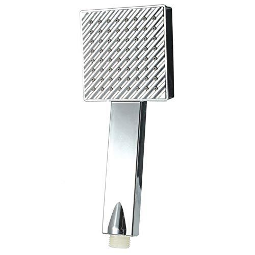 Duschkopf Handbrause Ersatz Chrom Küchenarmatur Pullout Spray Wasserhahn Waschbecken Badezimmer Automatischer Boost Und Wassereinsparung, Einfach Zu Installieren -