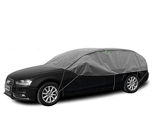 Winter L-XL Schutzplane Sonnenplane Schutz vor Sonne und Frost geeignet für Audi A4 Avant B6