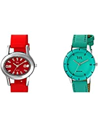 Watch Me Combo Gift Set Of Two Watches For Girls