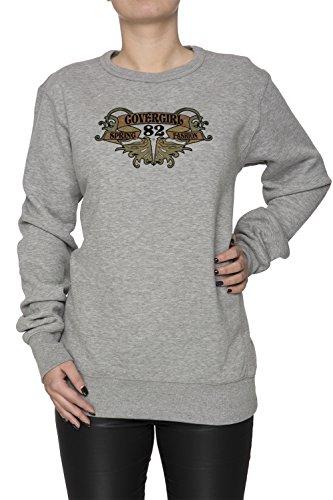 cover-girl-donna-grigio-felpa-felpe-maglione-pullover-grey-womens-sweatshirt-pullover-jumper