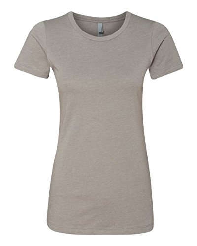 Next Level - T-shirt - Femme gris - Stone Gray