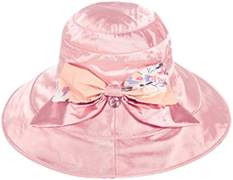 Cappelli XIAOYAN Cappellino di Prossoezione Solare Femminile Visiera  Pieghevole Visiera Femminile Casual da Esterno Estivo Spiaggia 9f092b4935fb
