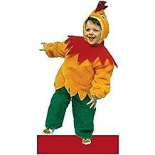 Disfraz de Gallo - Tg.0 ° - 0-12 meses. Carnival oral y de Halloween bebé y del niño - Hllw