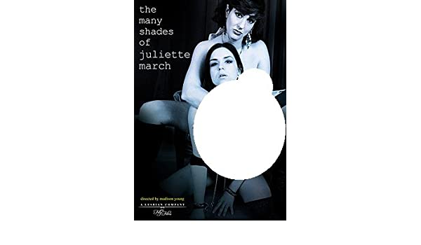 The Many Shades Of Juliette March Lesbo Filly Films Amazon Co Uk Juliette March Sadie Lune Aiden Starr Syd Blakovich Dvd Blu Ray