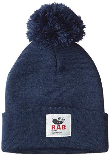 Rab Escape Essential Bobble Beanie One Size Deep Ink
