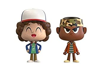 Funko Stranger Things Vynl Dustin & Lucas, Multicolor (FK21969)
