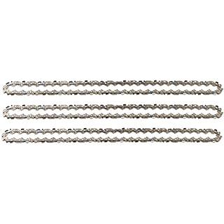 3 tallox Saw Chains 3/8