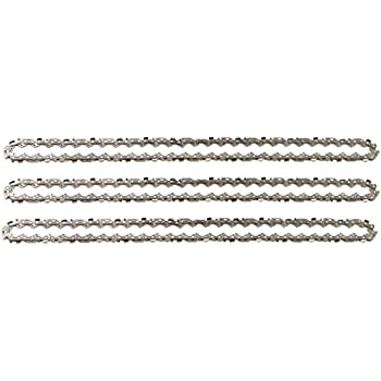 Deux 2 Chains 16 Florabest FKS2200 Cha/îne Tron/çonneuse par V/éritable 91 Cha/îne 57 X 3//8 050 1.3mm Rotatech X 2