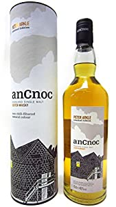 anCnoc - Peter Arkle Limited Edition 4th Release Single Malt Whisky from anCnoc