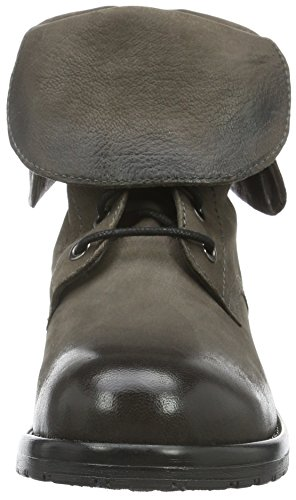 Clarks Damen Minoa River Biker Boots Braun (Taupe Leather)