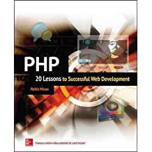 [(PHP: 20 Lessons to Successful Web Development)] [By (author) Robin Nixon] published on (February, 2015)