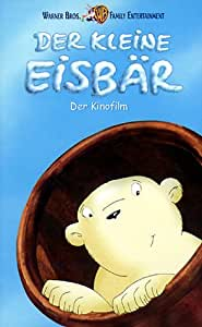 Der kleine Eisbär - Der Kinofilm [VHS]