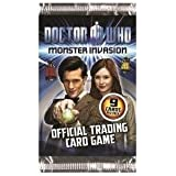 Doctor Who Monster Invasion Trading Card Game