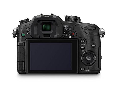 Panasonic LUMIX G DMC-GH4EG-K Systemkamera Gehäuse (16 Megapixel - 4