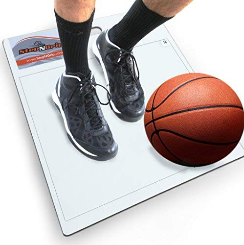 StepNGrip Modell Courtside Schuh Grip Traction Mat-Basic Modell mit Sticky-Verwendet Ersatz 38,1x 45,7cm Blatt, ermöglicht Court Grip für Basketball Volleyball. Sticky Stop Power.