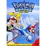 Pokemon Heroes - Der Film (DVD) gebr.