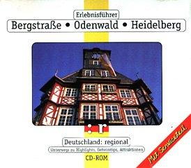 Bergstraße, Odenwald, Heidelberg