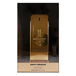 Paco Rabanne Men's Eau De Toilette 1 Million, 200 Ml