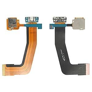 BisLinks® Mikro USB Charging Port SD Karte Flex Teil Für Samsung Galaxy Tab S 10.5 T800