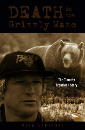 the death of timothy treadwell the Buy death in the grizzly maze: the timothy treadwell story on amazoncom free shipping on qualified orders.