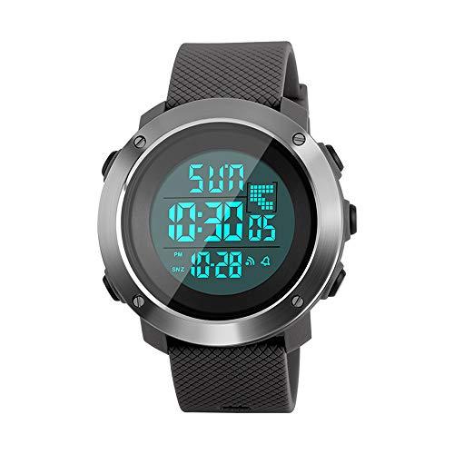 Pantalla Reloj Para Hombre Con reloj Led Digital Digital vwnymON08