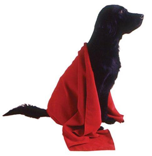 hundeinfo24.de Aquis Hunde-Handtuch, Größe XL