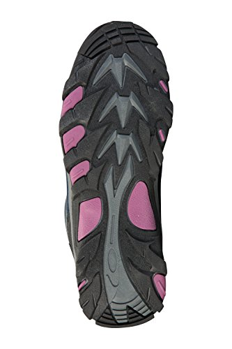 Mountain Warehouse Scarpe impermeabili Rapid da donna Colore bacca