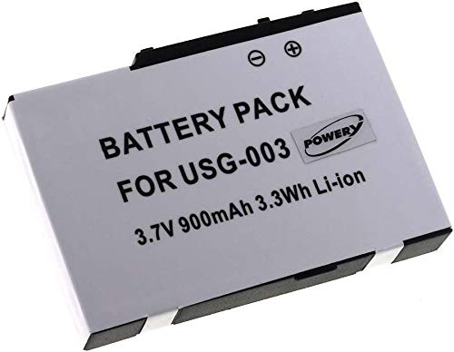 Akku passend für Nintendo DS Lite/kompatibel mit Akkutyp USG-003, 3,7V, Li-Ion Da-lite 49