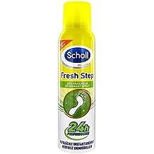 Fresh Step Déo Fraîcheur Spray 150ml Scholl