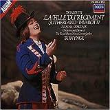 Donizetti: La Fille du Régiment (Gesamtaufnahme) (franz.)