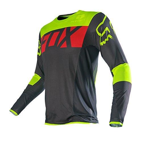 FOX-2016-Motocross-BICI-DI-MONTAGNA-JERSEY-FLEXAIRLIBRA-blu