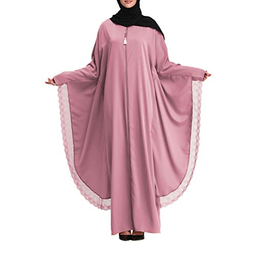 Zhongjing Im Nahen Osten Fledermausärmel Mode Unregelmäßig Türkisches Kostüm ()