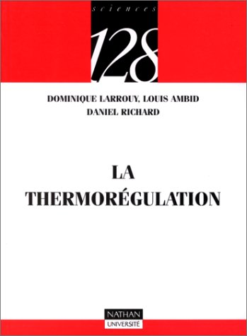 La thermorégulation