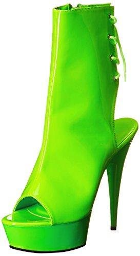 DELIGHT-1018UV Neon Green Pat/Green
