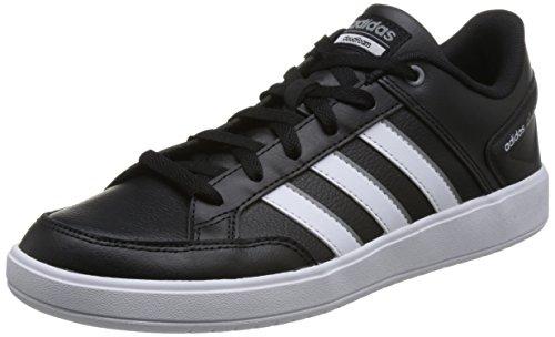 Adidas CF All Court, Zapatillas de Deporte para Hombre, Negro (Negbas/Ftwbla/Gritre 000), 41 1/3 EU