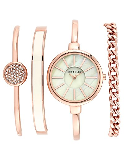 anne-klein-womens-the-box-set-quartz-watch-with-mother-of-pearl-dial-analogue-display-and-rose-gold-