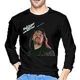 Photo de YANNAN Men's Bob Seger The Silver Bullet Band Night Moves Music Band T-Shirts Cool Round Neck Long Sleeves T Shirts Gift par YANNAN