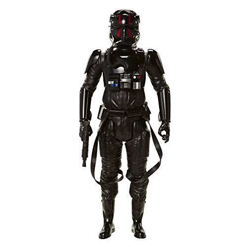 Star Wars Elite Forces Tie Fighter Pilot Big Figur -