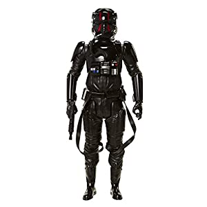 Star Wars Jakks Pacific - Figura Episodio 7 - Tie Fighter piloto de Las Fuerzas Especiales de la Serie 3 50cm - 0039897996509