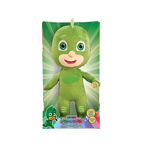 PJ MASKS Feature Plush Gekko From Debenhams