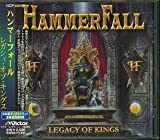 Songtexte von HammerFall - Legacy of Kings