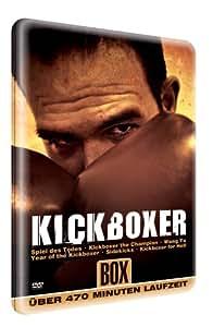 Kickboxer DVD-Box (Metallbox-Edition/6 Filme inkl. Kultfilm Sidekicks)