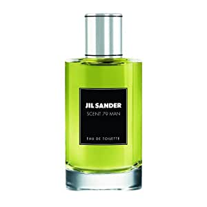 Jil Sander The Essentials Scent 79 homme/man, Eau de Toilette Vaporisateur, 1er Pack (1 x 50 ml)