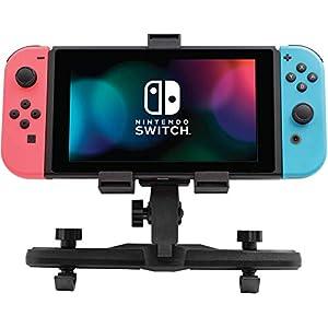 snakebyte Switch SEAT:MOUNT – Seat Mount – Auto Kopfstützen-Halterung für Nintendo Switch