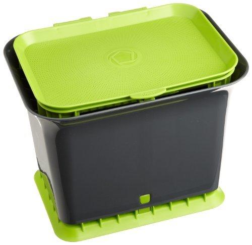 Full Circle Home Vollkreis-Reinigungsprodukte, Frischluft Kompost grün