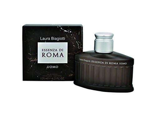 Laura Biagiotti Essenza di Roma Uomo Eau de Toilette Spray 125 ml