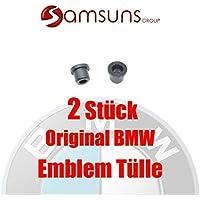 BMW 51141807495 Original Tülle für Emblem Motorhaube (Set - 2 Stück)