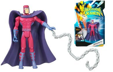 X-Men Wolverine Animated Action Figure Magneto by X Men